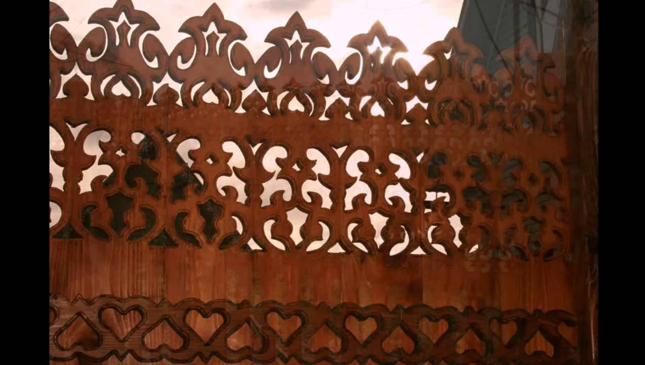 Оригинальный забор из дерева своими руками фото 795