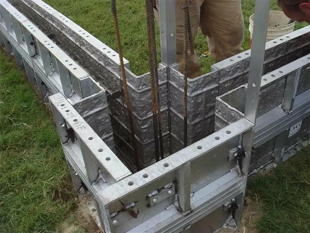Забор из бетона виды строительный раствор на английском
